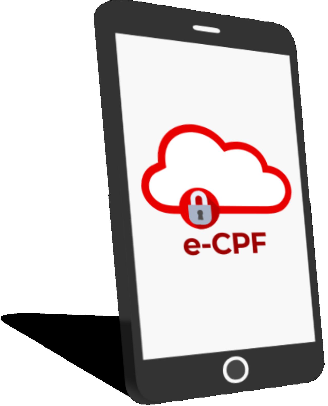 e-CPF A3 de 1 ano em nuvem